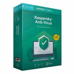 Kaspersky Antivirus 2019 1L 1A