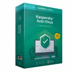Kaspersky Antivirus 2019 3L 1A