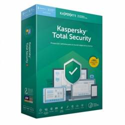 Kaspersky Total Security MD 2019 3L 1A