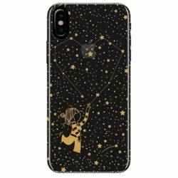La Volatil Carcasa TPU iPhone X Estrellas