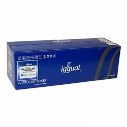 iggual Toner Reciclado Brother TN 230CY Cian