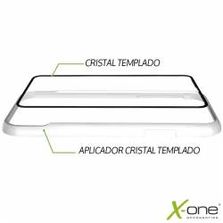 X one Easy Aplicator Cristal Templado Galaxy S9 Pl