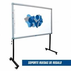 iggual Kit Pizarra interac IRIS 82 16 9 Soporte