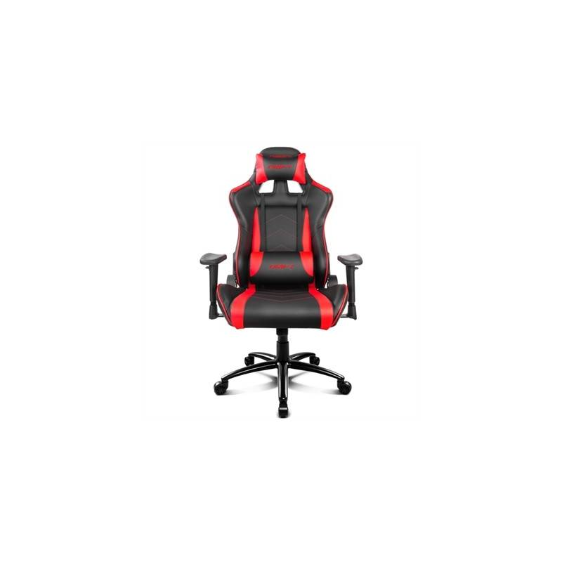 Drift Silla Gaming DR150 Black Red