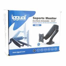 iggual SEM01 Soporte monitor 10 27 escritorio
