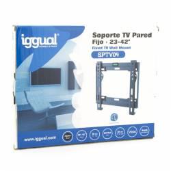iggual SPTV04 Soporte TV 23 42 35Kg pared Fijo