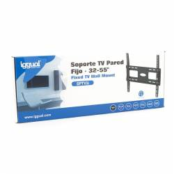 iggual SPTV11 Soporte TV 32 55 50Kg pared Fijo