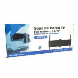 iggual SPTV13 Soporte TV 37 70 50kg pared Full