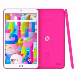SPC Tablet 8 IPS HD QC 2GB RAM 16GB Interna Rosa