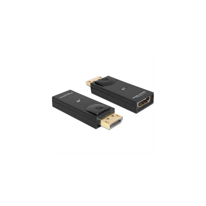Delock Adaptador DisplayPort 11 machoHDMI hembra
