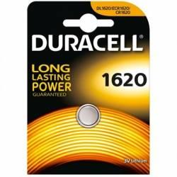 Duracell Pila Boton Litio CR1620 3V Blister1