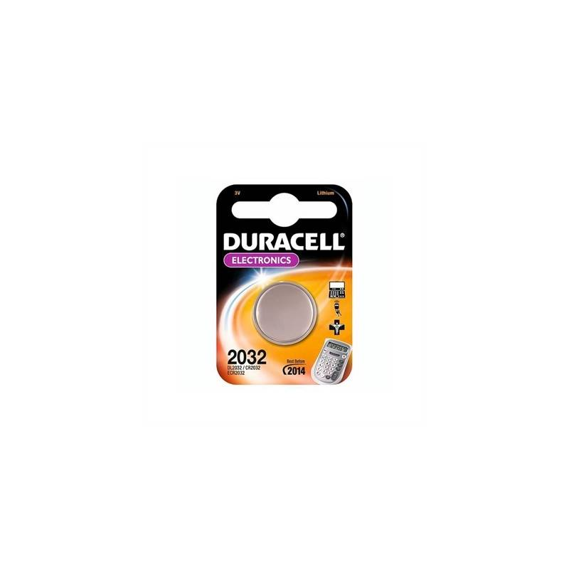 Duracell Pila Boton Litio CR2032 3V Blister1