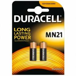 Duracell Pila Alcalina MN21 LR23A 12V Blister2