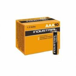 Duracell Industrial Pila Alcal LR03 AAA 15V 10u