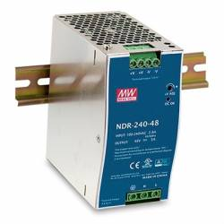 D Link DIS N240 48 Adaptador 240W 48VDC DIN PSU