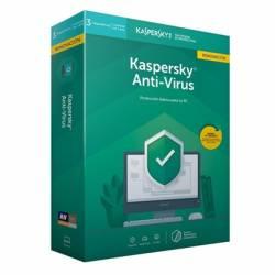 Kaspersky Antivirus 2020 3L 1A RN