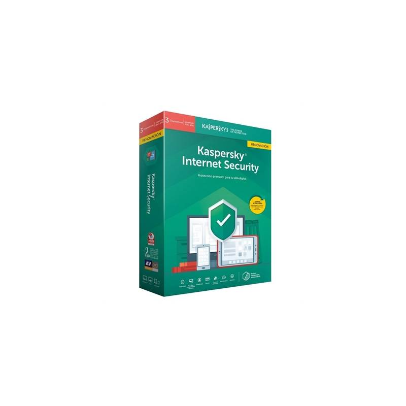 Kaspersky Internet Security MD 2020 3L 1A RN