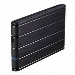 TooQ TQE 2530B caja HDD 25 SATA3 USB 30 Negra