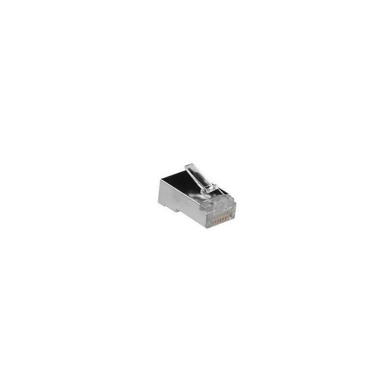 Conector RJ45 Categoria 5E FTP 10 Und