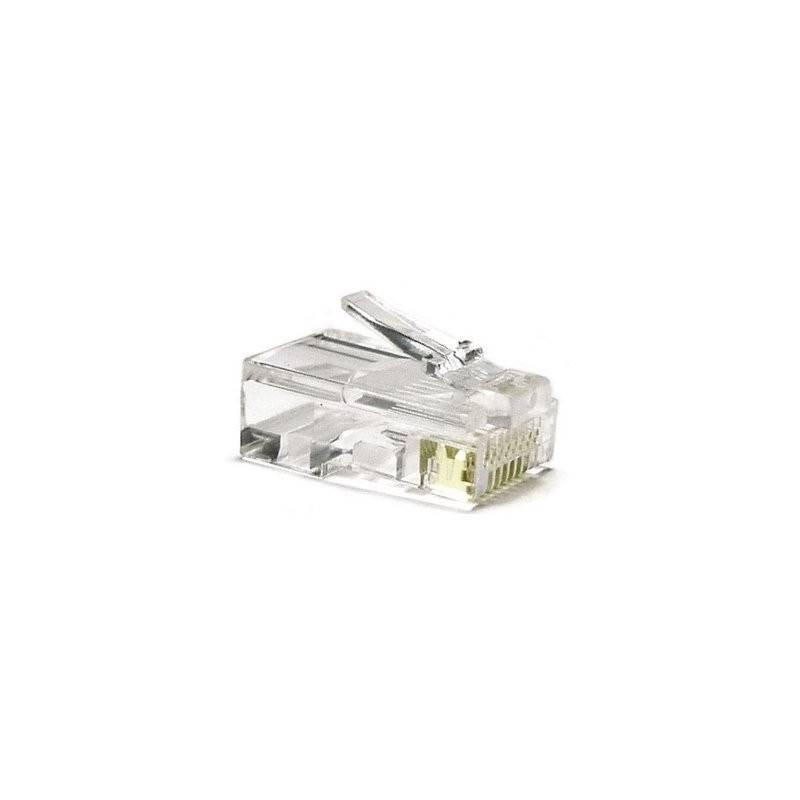Conector RJ45 Categoria 5 UTP 100 Und