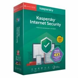 Kaspersky Internet Security MD 2020 4L 1A
