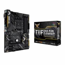 Asus Placa Base Tuf B450 Plus Gaming AM4