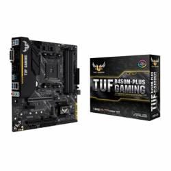 Asus Placa Base Tuf B450M Plus Gaming AM4