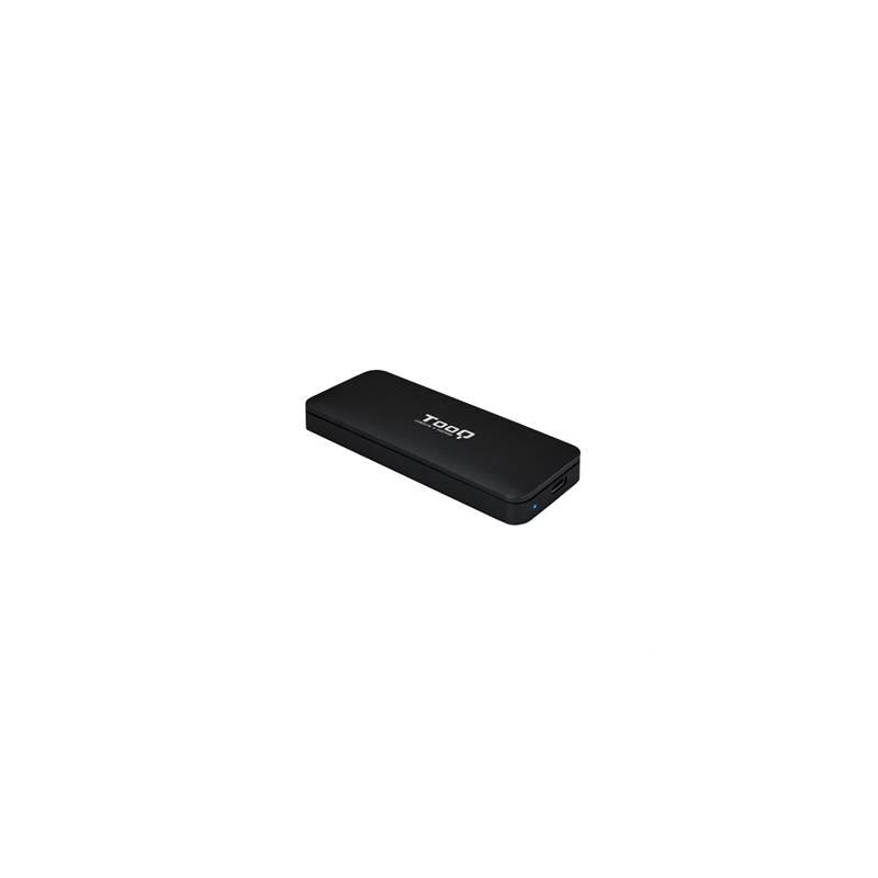Tooq Caja externa para SSD M2 NVMe PCIe