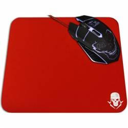 Skullkiller GMPR1 Almohadilla Gaming Roja