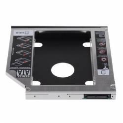 EWENT ADAPHDD SSD SATA PARA UNIDAD oPTICA 127mm