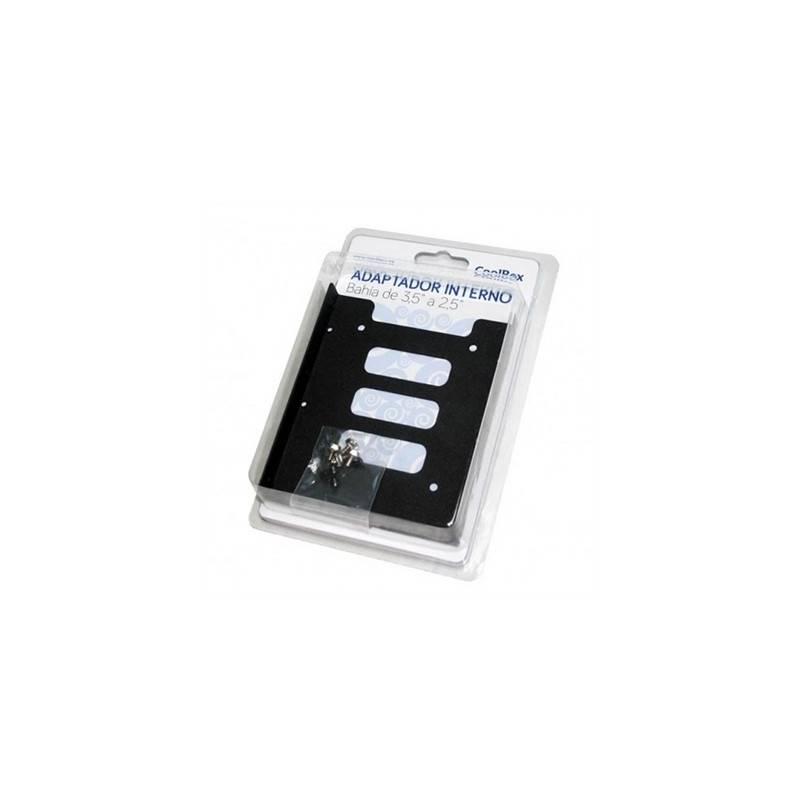 CoolBox Adaptador BAHIA 35 A 25 SSD METAL