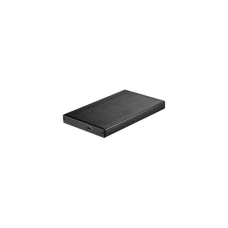 TooQ TQE 2527B caja HDD 25 SATA3 USB 30 Negra