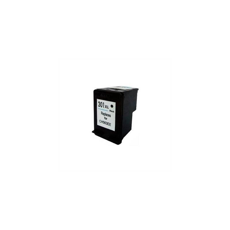 INKOEM Cartucho Reciclado HP N301 XL Negro