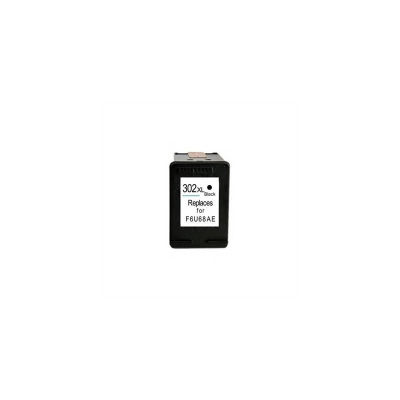 INKOEM Cartucho Reciclado HP N302 XL Negro