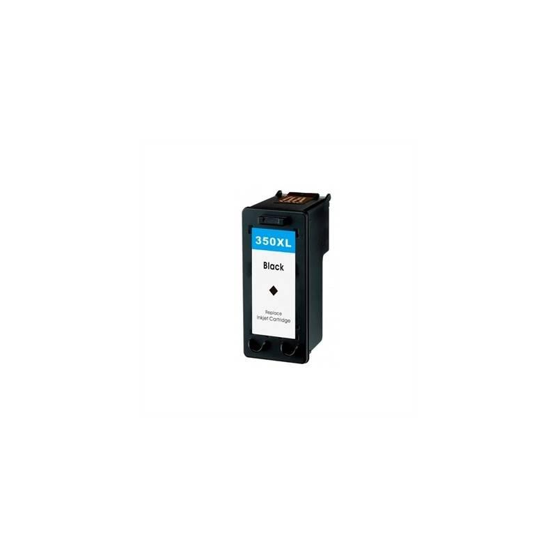 INKOEM Cartucho Reciclado HP N350 XL Negro