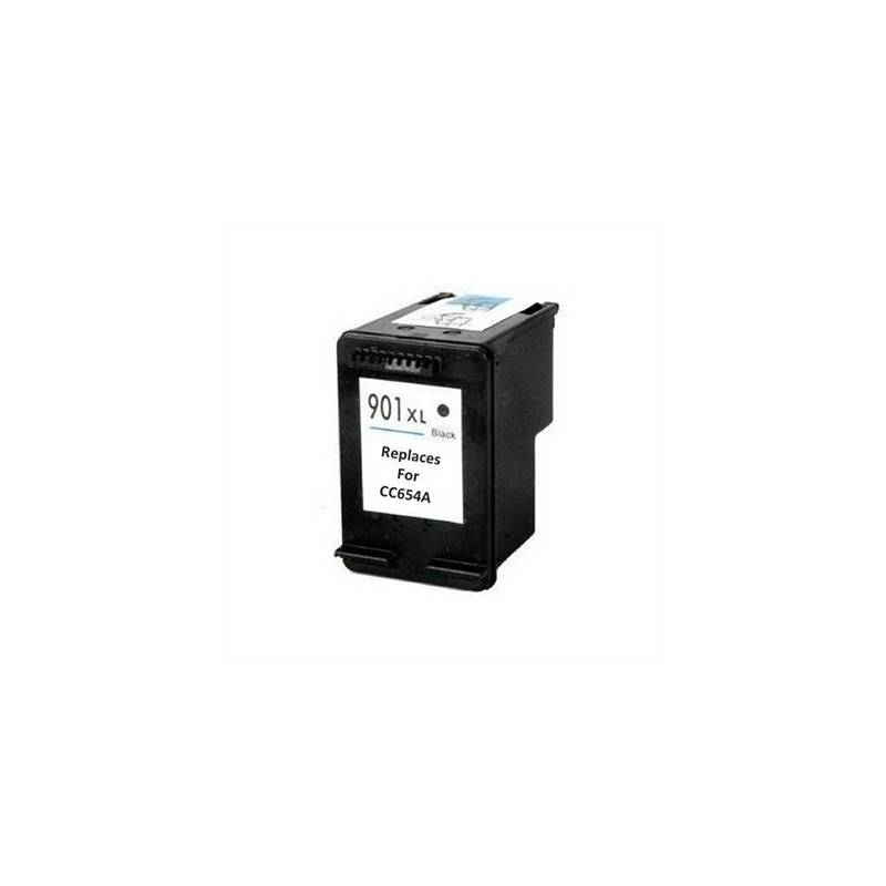INKOEM Cartucho Reciclado HP N901 XL NEGRO