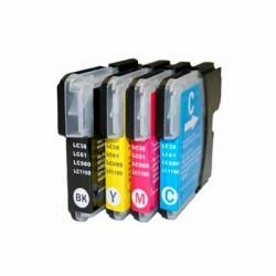 INKOEM Cartucho Compatible Brother LC980XL 1100XLM