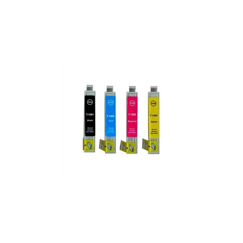 INKOEM Cartucho Compatible Epson T1283 Magenta