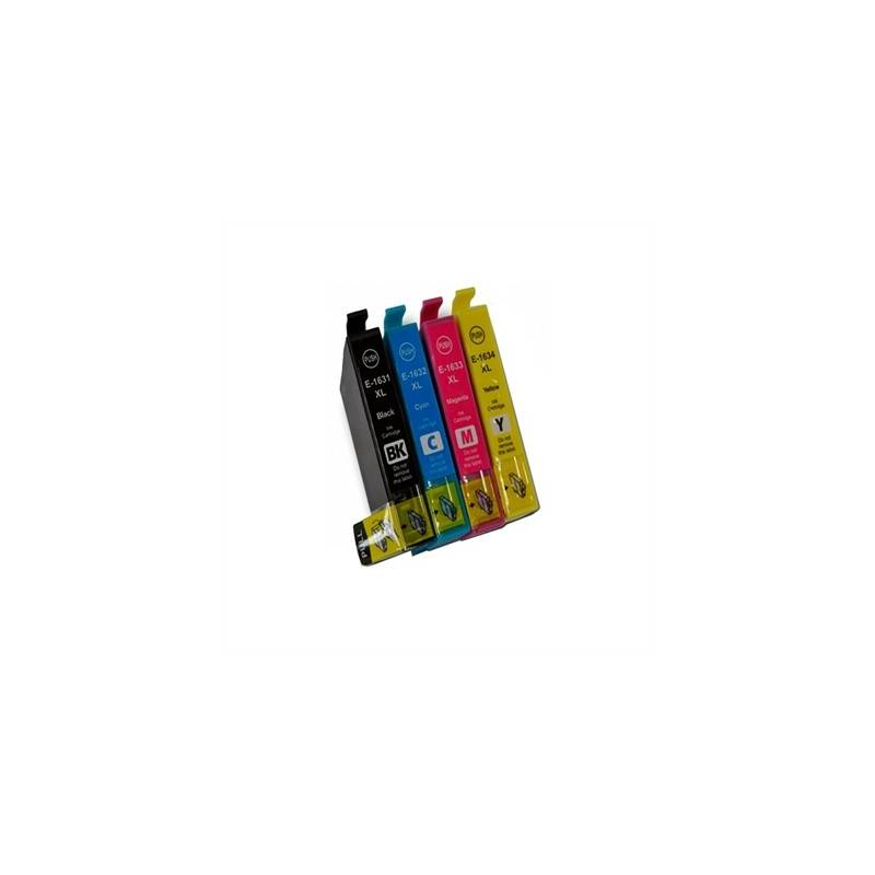 INKOEM Cartucho Compatible Epson T1633XL Magenta