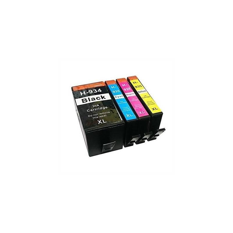 INKOEM Cartucho Compatible HP N935 XL Amarillo