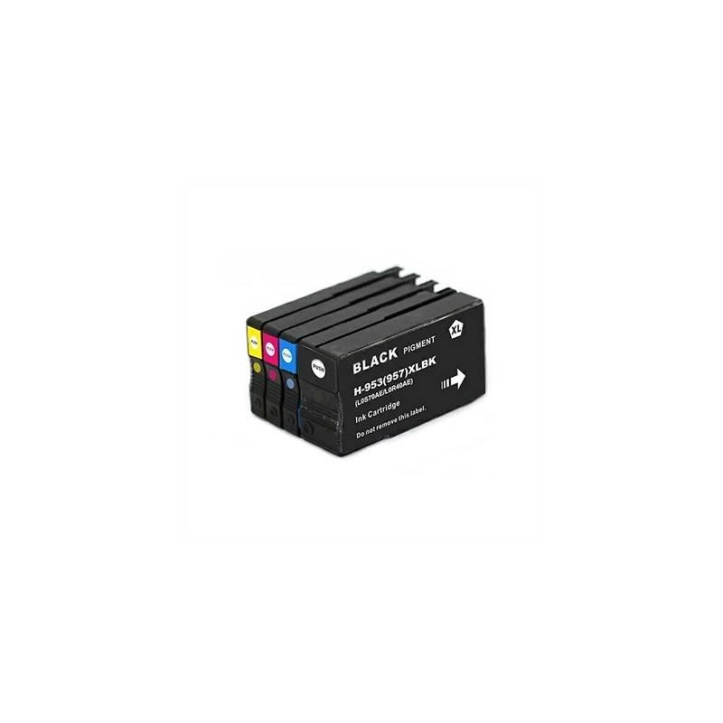 INKOEM Cartucho Compatible HP N953 957 XL Amarillo