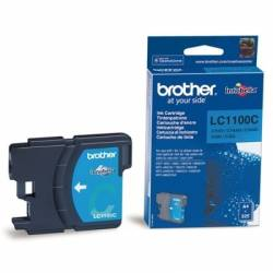 BROTHER LC1100C Cartucho Cyan DCP385 585 MF4