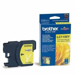 BROTHER LC1100Y Cartucho Amarillo DCP385 585 MF4