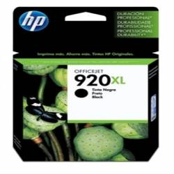HP 920XL cartucho Negro Officejet serie 6000 6500