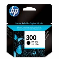 HP 300 CC640EE cartucho negro Deskjet Photosmar