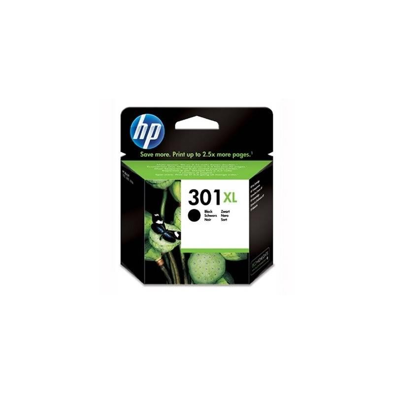 HP 301XL Cartucho Negro CH563EE