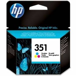 HP 351 CB337EE cartucho tricolor Officejet Photosm