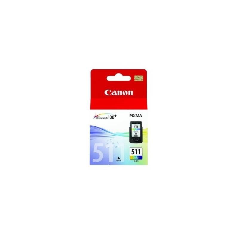 Canon Cartucho CL 511 Color