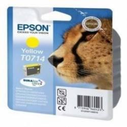 Epson Cartucho T0714 Amarillo