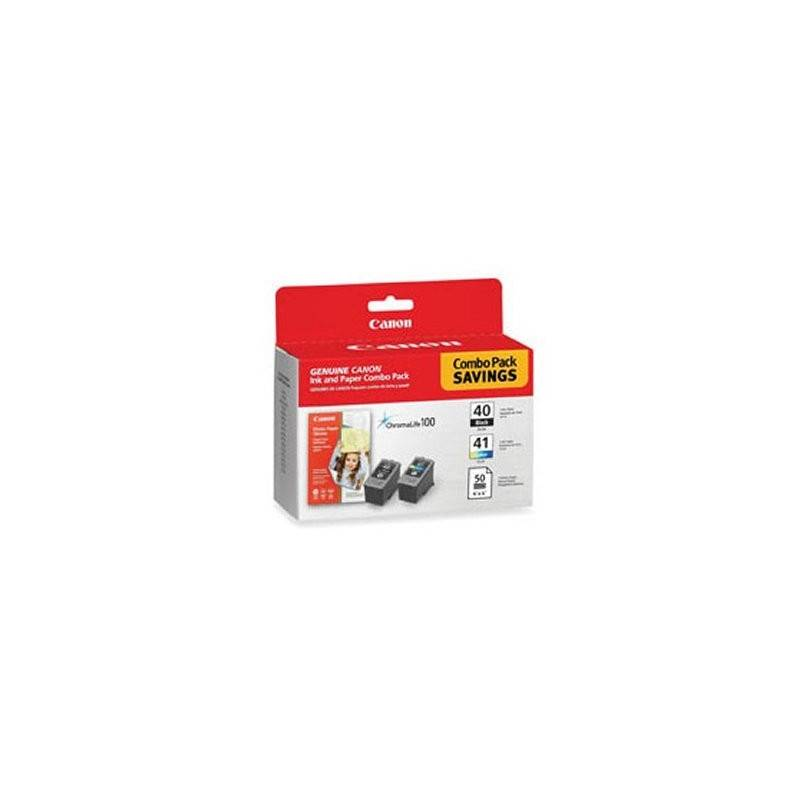 Canon Cartucho Multipack PG 40 CL41